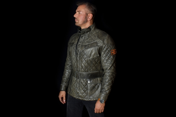 Jacket 03 - Freigeist Safari Grey - Available in stock!