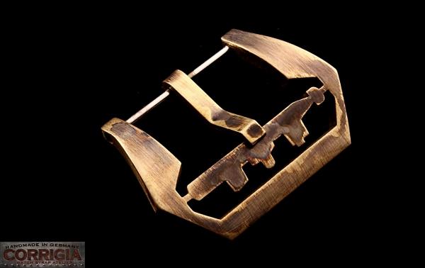 Bronze Torpedo Schließe