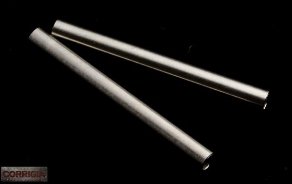 Tubes Stainless Steel (Pair)