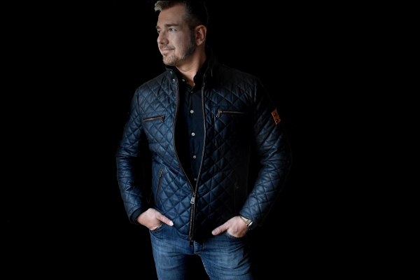 Jacket 01 - Navy Blue - Available in stock!