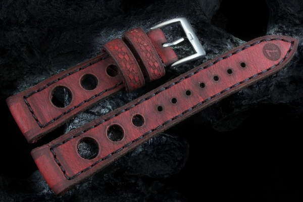 Heritage05 Rally Racer Strap 3 Holes RMC 1968