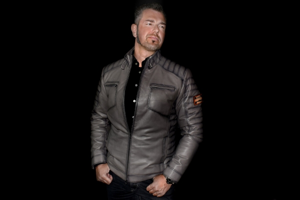 Jacket 02 - Steel Gray - Available in stock!