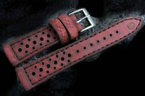 Heritage05 Rally Racer Strap 16 Holes RMC 1968
