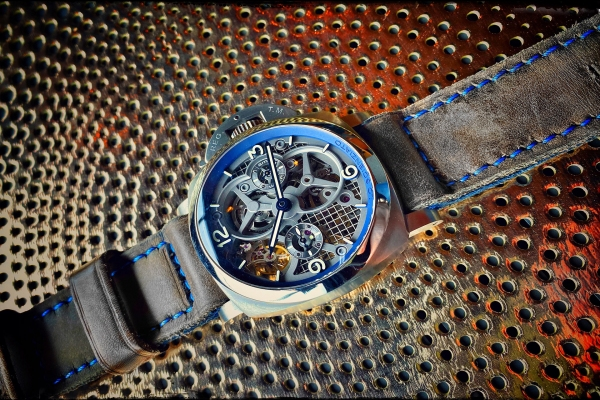 A-On Stock ! L23 - Bentrovato Blue Limited Edition - Extreme Vintage Finish