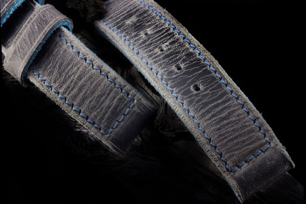 A-On Stock ! - Squadra01 Blue Yarn Blue Inlay OEM-Style Folded Thickness 4mm included Tubes 140/75