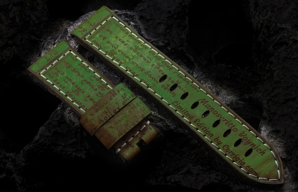 Manoscritto Voynich Custom - Green