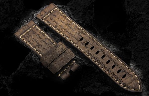 Manoscritto Voynich Custom - Sand Dark