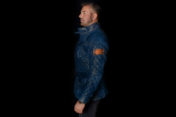 Jacket 03 - Freigeist Blue - Available in stock!