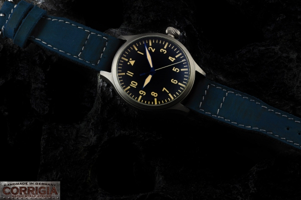 PILOT14 Night Blue Strap