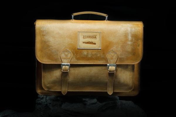 C03 – Cartella Militare - Messenger Bag / Aktentasche