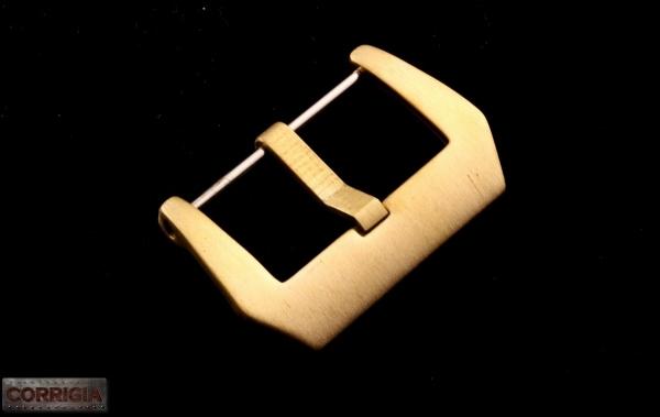 PRE-V Buckle Brass CuZn40 Bronze