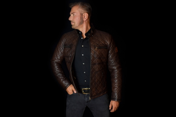 Jacket 01 - Brown - Available in stock!