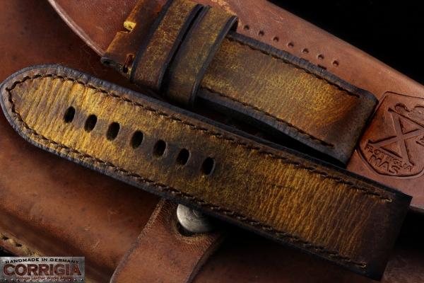ES04 - Oiled french ammo Open Stitch Custom
